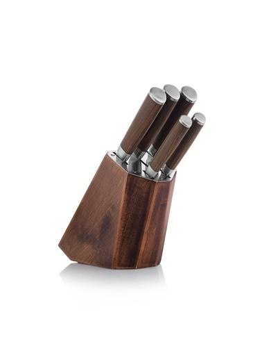 Schafer Solide 6 Prç.Bıçak Seti Renkli